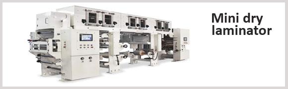 Dry Laminator Printing