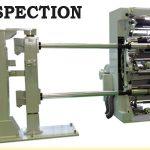 Slitting and inspaection machine hagihara