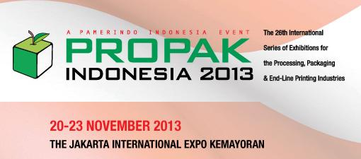 Propak Indonesia 2013-PT.Victory_Blessings_Indonesia