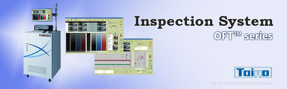 Inspection System OFT™ Series