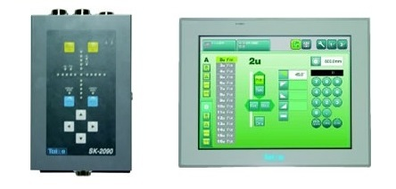 Touch Panel Automatic Register Controller SK-2090