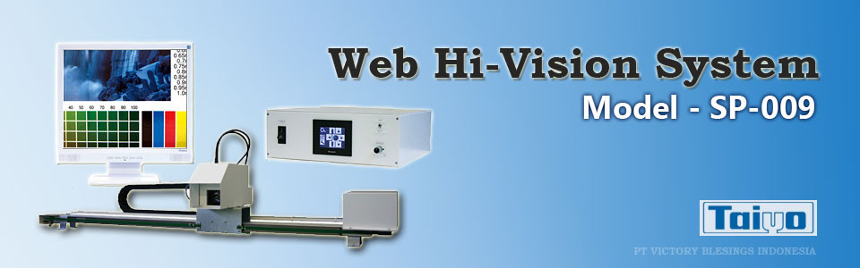 Web Hi-Vision SP-009 Model SP-009