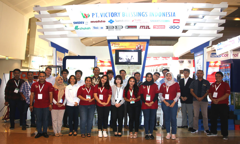 PT Victory Blessings Indonesia
